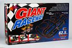 AFX - Racemasters, Giant Slot Car Set w/lap counter - Mega G+ Cars